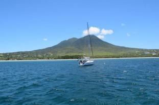 Pinneys Beach Nevis